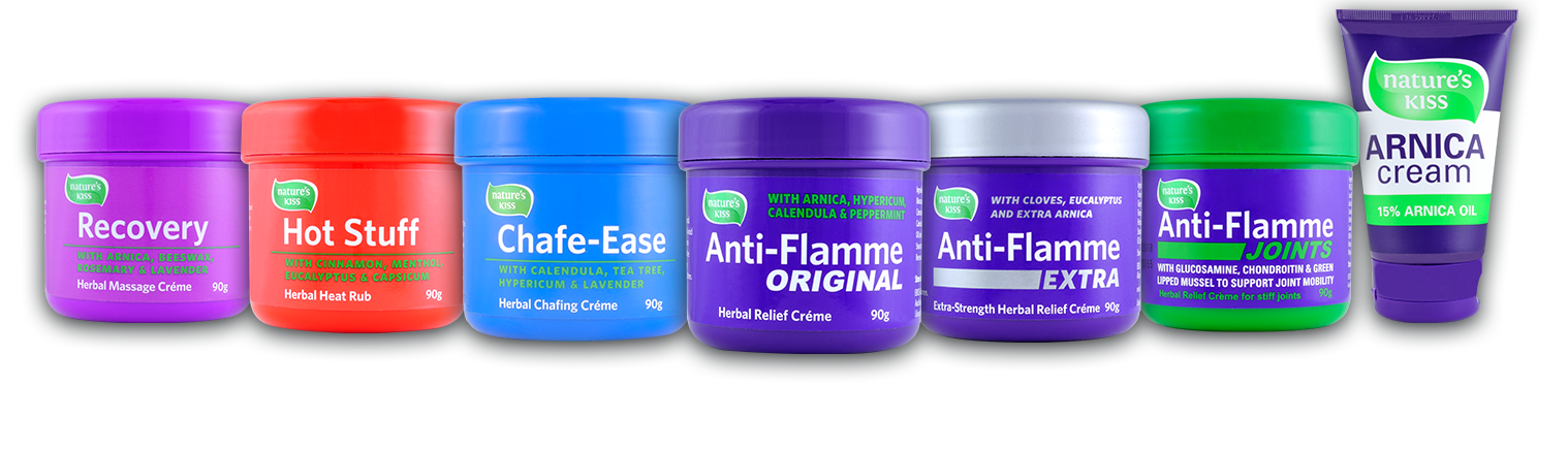 Nature S Kiss Anti Flamme Extra